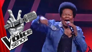 The Rolling Stones Honky Tonk Women Janice Harrington The Voice Senior Audition SAT.1 TV.mp3