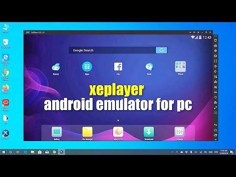 2020 Android Emulator Installation And Configure Guide - XePlayer