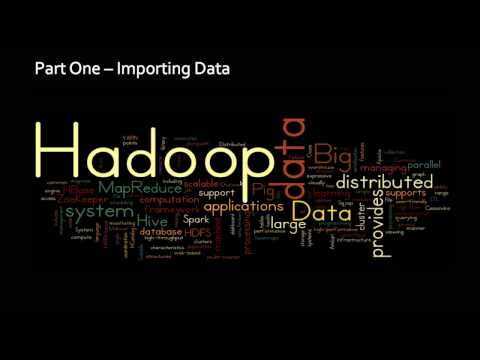 Intro to Big Data and Data Visualization For Business Analyst (audio fixed)