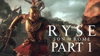 Ryse Son Of Rome Walkthrough Part 1 Xbox One Gameplay With Commentary 1080P