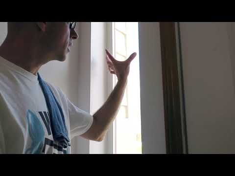 Cleaning Tinted Windows in Home
