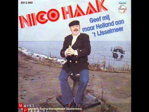 Nico Haak: Geef mij maar Holland aan het Ijsselmeer
