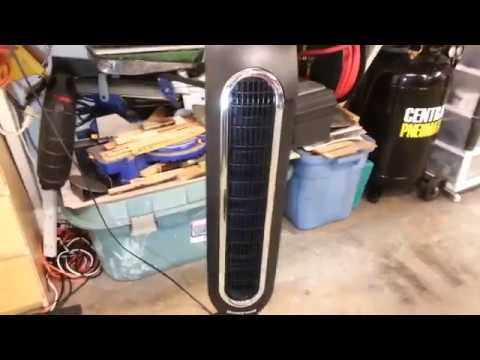 How To Fix A Broken Tower Fan - Very Easy