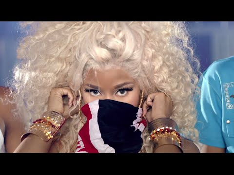 RINGTONE Nicki Minaj - Pound The Alarm