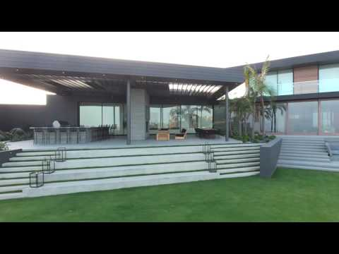 Beverly Hills $48M House - Drone Footage With Designer Giang Hoang