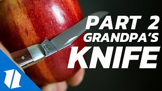 Because You Hated the Last One... Traditional Pocket Knives Part 2