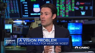 Why Harness Wealth's founder says WeWork's IPO valuation slashed below $15B is 'an outlier'