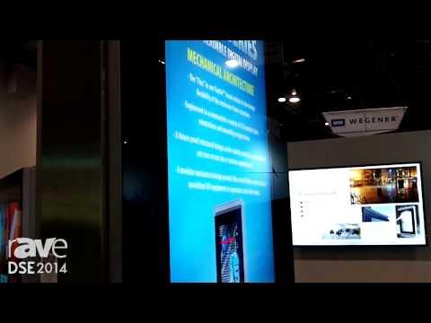 DSE 2014: VertiGo Presents the Flex-Vu Platform Active Air-Cooled Enclosures
