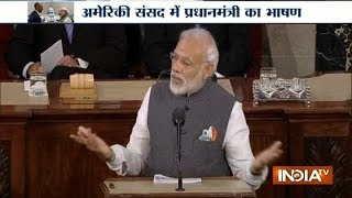 PM Narendra Modi Full Speech, Addressed Joint Session of the US Congress