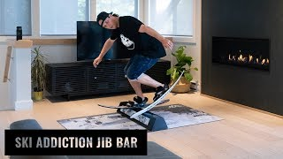 The Ski Addiction Jib Bar Is Here