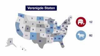 In60seconds: De Amerikaanse verkiezingen