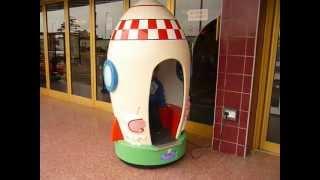 Peppa Pig Space Rocket