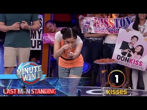 Corporate Cowboy | Minute To Win It - Last Man Standing
