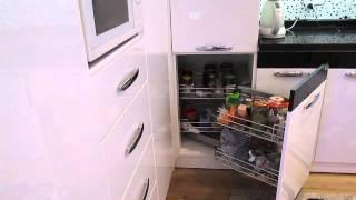 aysa içmimarlık ın kendi tasarımı mutfak dolapları
