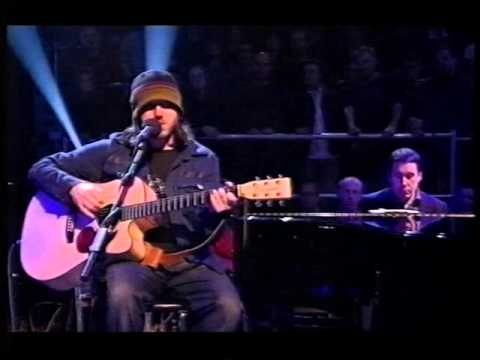 Badly Drawn Boy - Something To Talk About (live on Later)