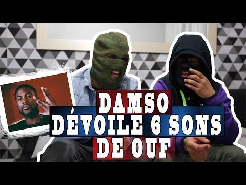 DAMSO dévoile 6 sons de ouf (Première écoute)