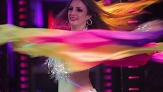 Bellydance MIX! Egyptain Dancer ZARA: Baladi Shaabi Saidi Iraqi الراقصة زارا رقص شرق ,  شعبي , صعيدي