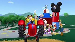 Univision Network Promo Planeta U Mickey Mouse Clubhouse Version #2 2014