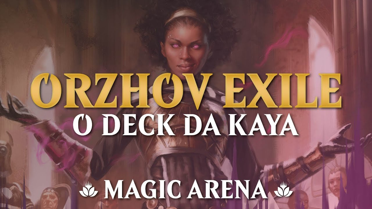 Orzhov Exile O Deck Da Kaya Magic Arena S02e66 Youtube Exile up to two target cards from a single graveyard. orzhov exile o deck da kaya magic arena s02e66