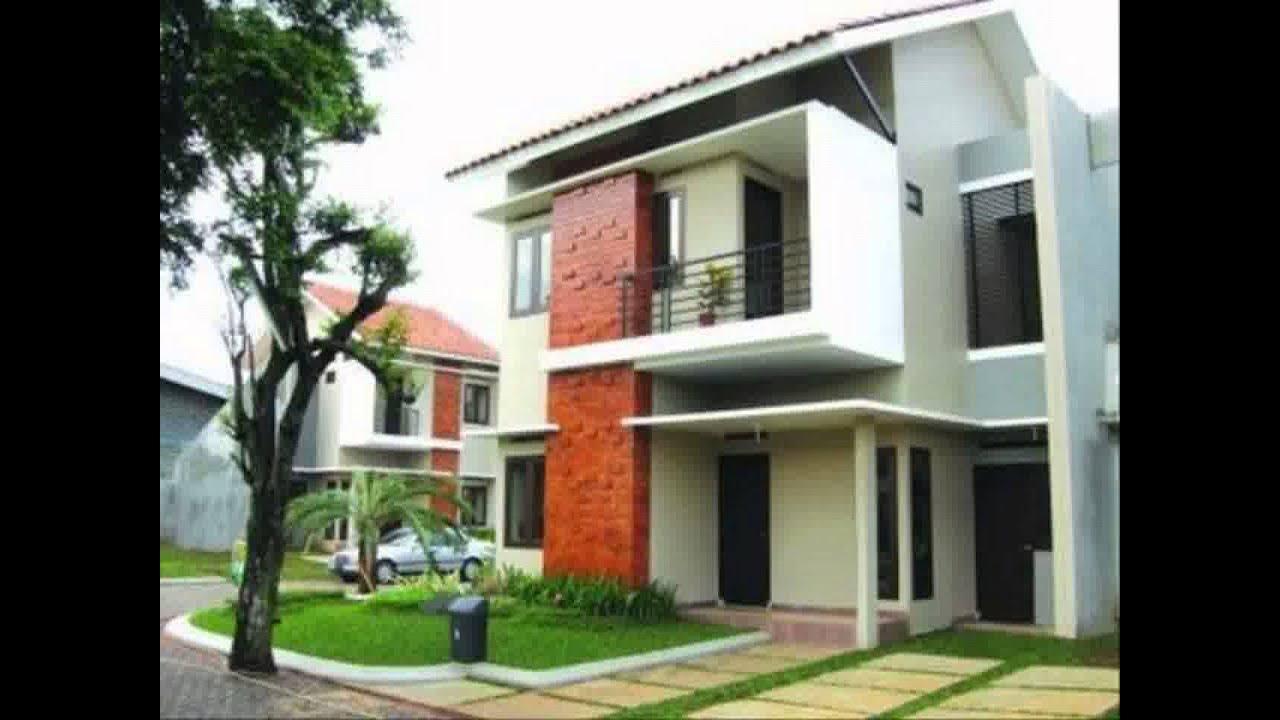 Desain Fasad Rumah Minimalis 2 Lantai Yg Sedang Trend Saat Ini