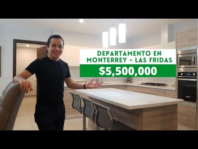DEPARTAMENTO de $5,500,000 en VENTA Monterrey - Torre Las Fridas