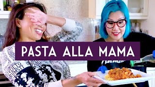 SOY SAUCE SPAGHETTI? | Mama Mai Cooks #WithMe