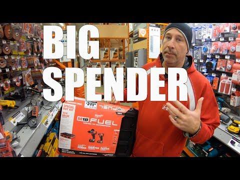 Erics Top 5 Home Depot Gifts