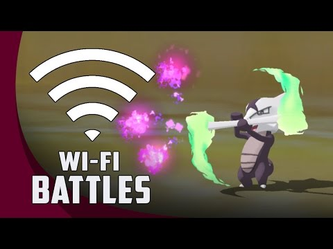 ALOLAN MAROWAK = GOD TIER? | Pokemon Sun and Moon Wi-Fi Battle vs. Sushi-San (1080p)