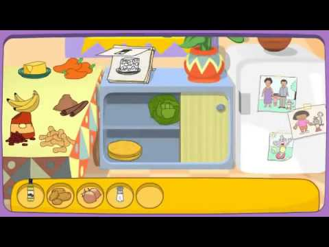 Dora Cooking Games Dora The Explorer