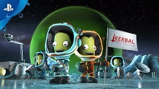 Kerbal Space Program: Breaking Ground Expansion | Cinematic Trailer | PS4