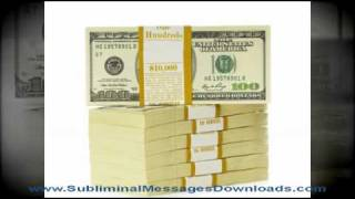 Repeat youtube video Money Mentalism 7