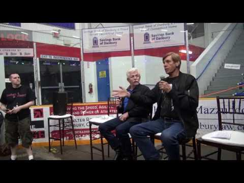 CT HorrorFest 2017 Panel with Dick Warlock and Tom Morga
