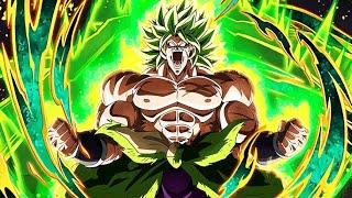 Rise - Dragon Ball Super (AMV) Broly x Kale vs Goku Resimi