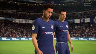 Video Game Ambience Asmr - (FIFA 18) Soccer Game Sounds | Sports Stadium Ambience