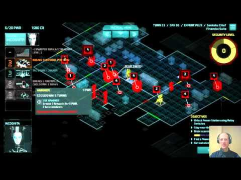 Invisible, Inc. 10-12 Contingency Plan