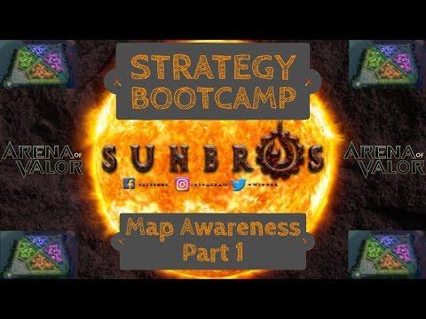Strategy Bootcamp: Map Awareness Part 1- Arena of Valor