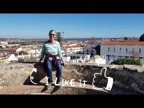 Story 5. Februar - Cabanas und Tavira - Algarve