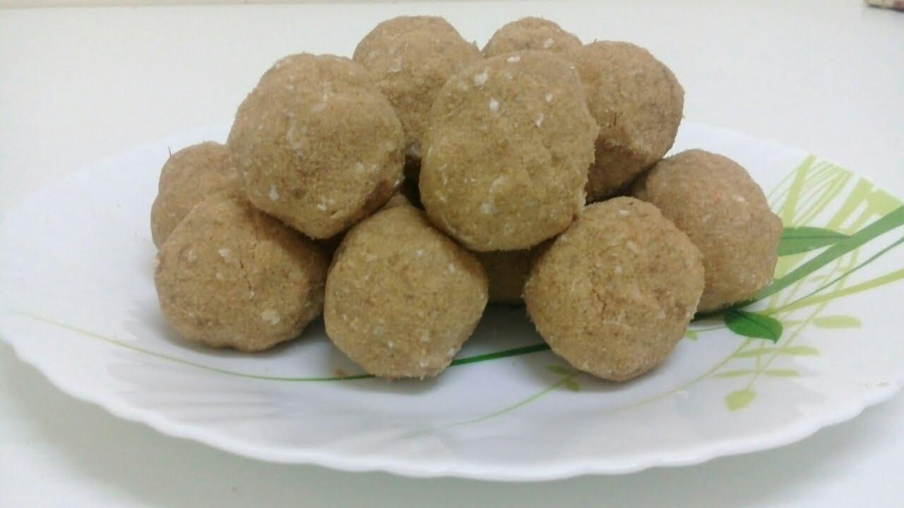 Ari Unda/Ariyunda Kerala Style/Riceflour Coconut ladoo/Sweet snacks /Tea Time snacks - YouTube