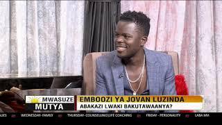 MWASUZE MUTYA: Emboozi ya Jovan Luzinda
