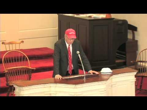 Chapel Talk - Dr. Patrick White (September 3, 2009)