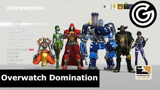 GeekPlays | Overwatch Dominiation | Overwatch