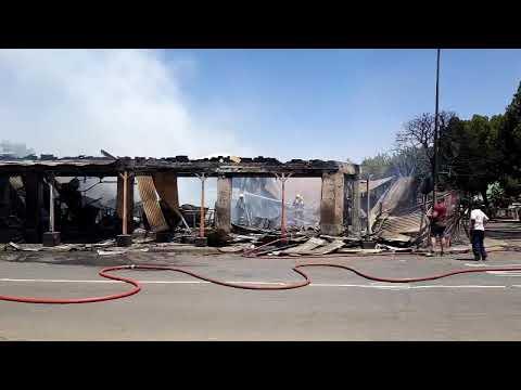 #CubanaFire: Bloemfontein 2