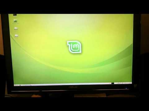 Screen or video card flicker