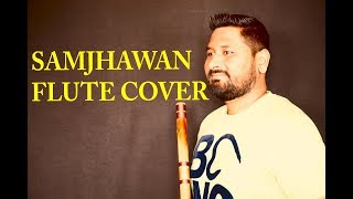 Gambar cover Main Tenu Samjhawan Ki | Flute Cover | Vinaya Kancharla | Arijit Singh | Shreya Ghoshal