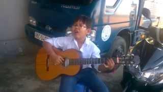 Mừng Tuổi Mẹ - Guitar - Tiến Đạt