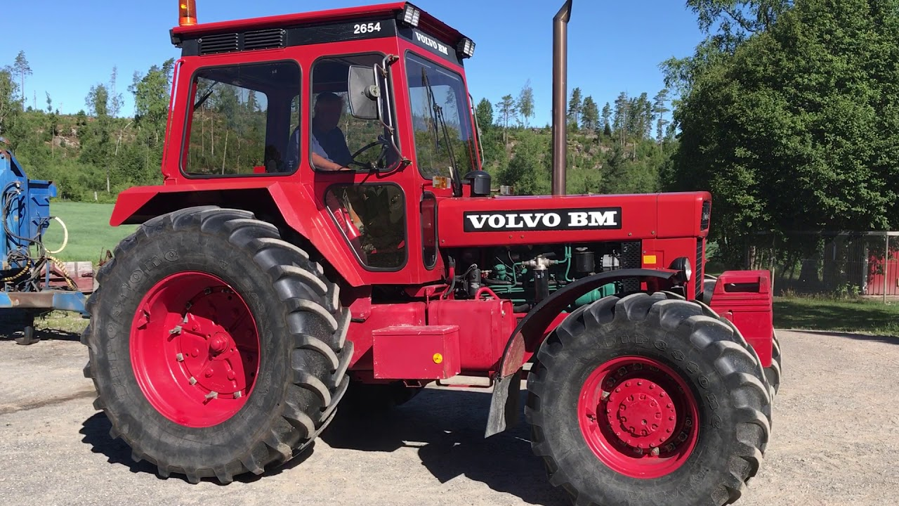volvo traktori