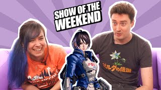 Show of the Weekend: Astral Chain and Luke's Astral Paper Chain Challenge
