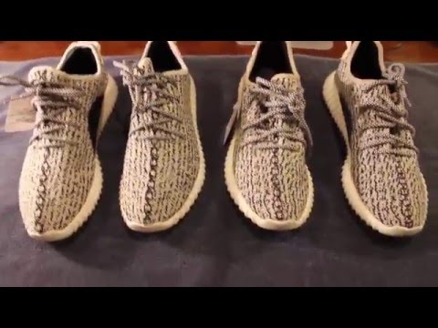 Yeezy Boost 350 Turtle Dove Fake