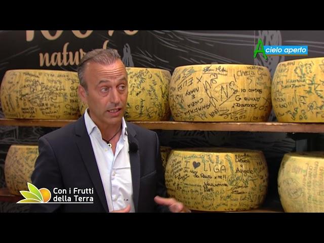 Puntata del 18/7/21 –  3° parte – Parmigiano Reggiano stop ai dazi