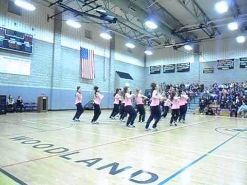 Middletown High School Dance Team